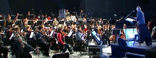 Рик и украинский эстрадно-симофонический оркестр